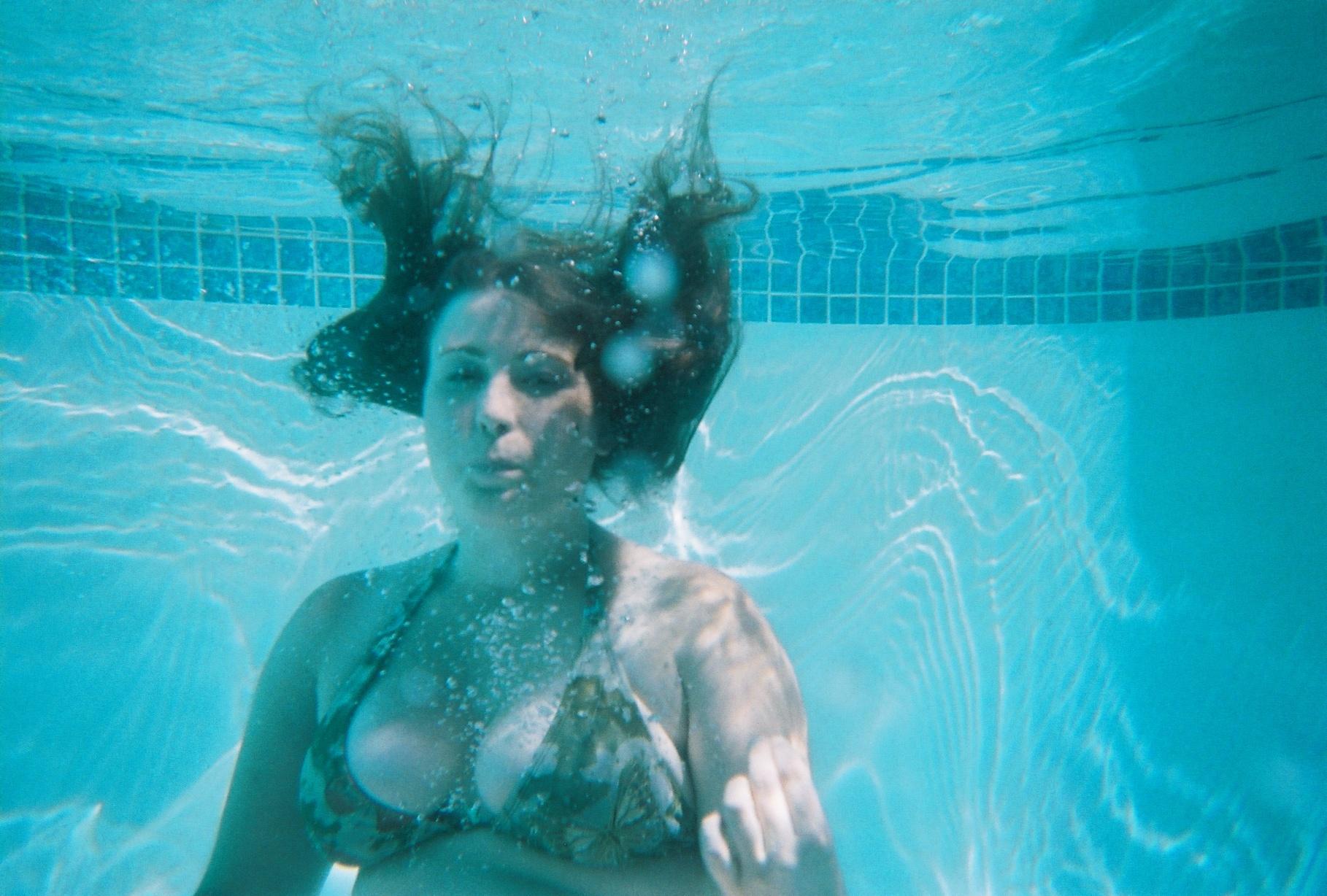 Underwater Julie Antipretty Alternative Modeling