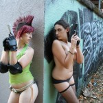 Guns & Girls: Rachel and Ciara